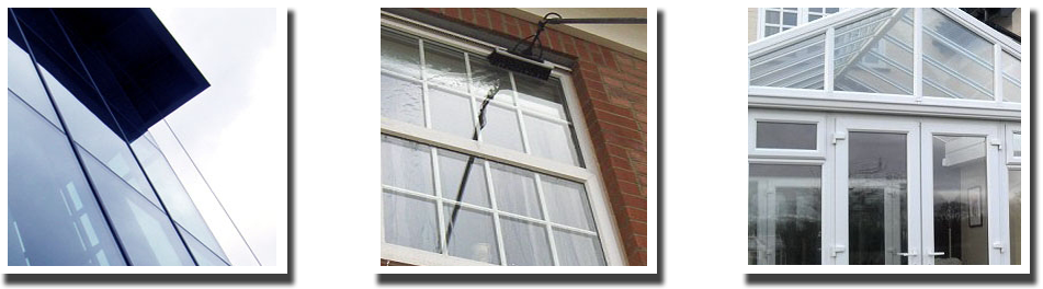 Window cleaning services in Kettering